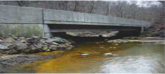 Konicki Road Bridge