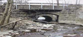 Layton Tunnel Culvert Bridge