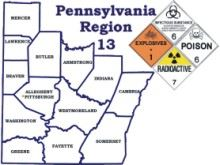 Pennsylvania Region 13 Website