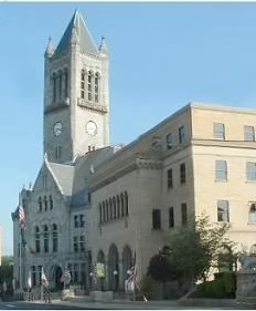 Fayette County Courthouse Building