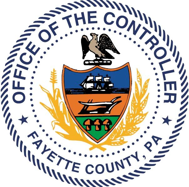 Office of the Controller Fayette County Pennsylvania Seal