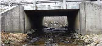 Wharton Furnace Bridge